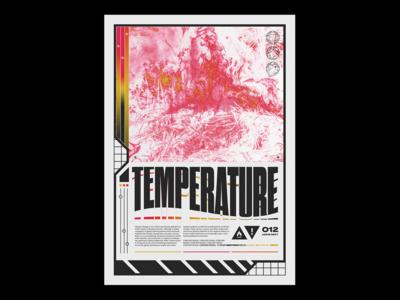 Temperature Poster