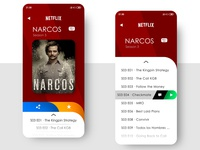 Netflix Online App UI - Part 1