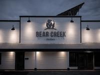 Bear Creek Distillery Brand Identity