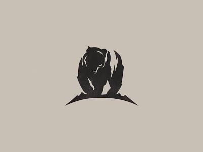 Bear Creek Distillery whiskey brand distillery branding custom design minimal logo bear creek distillery bear logo illustration brand identity modern logo design branding hannah purmort minimal logo
