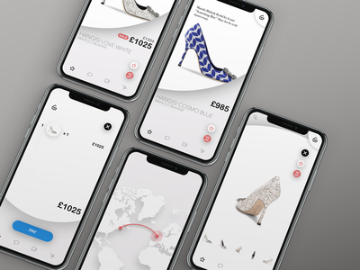 Manolo Online Store concept for iPhone X store design manolo online app after effects branding ux user experience ui sketch product design mobile interface design dailyui creative application app animation