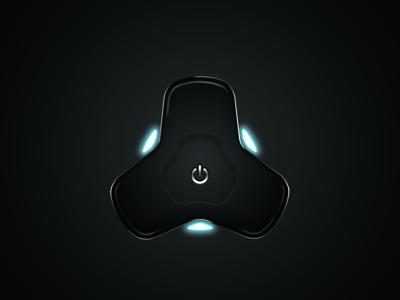 Hi Tech Power Button