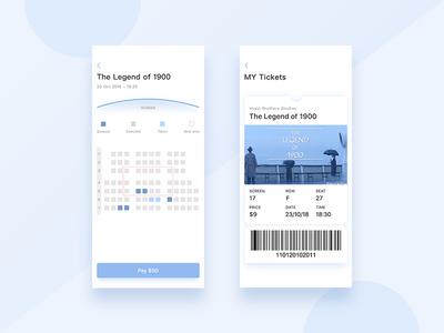Movie ticket reservation