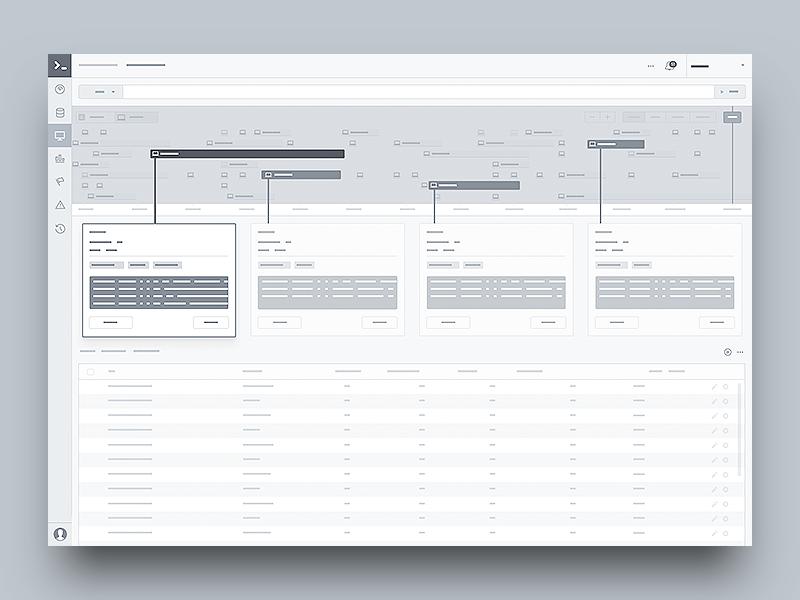 Ssh dashboard interface lofi michael pons 1