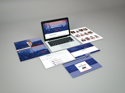 Web Screen PSD Mockup Recovered Recovered user experience userinterface event webdesign webpagedesign