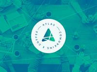 Atlas Coworking & Coffee - Aplicação Selo