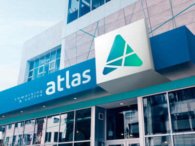 Atlas Coworking & Coffee - Fachada