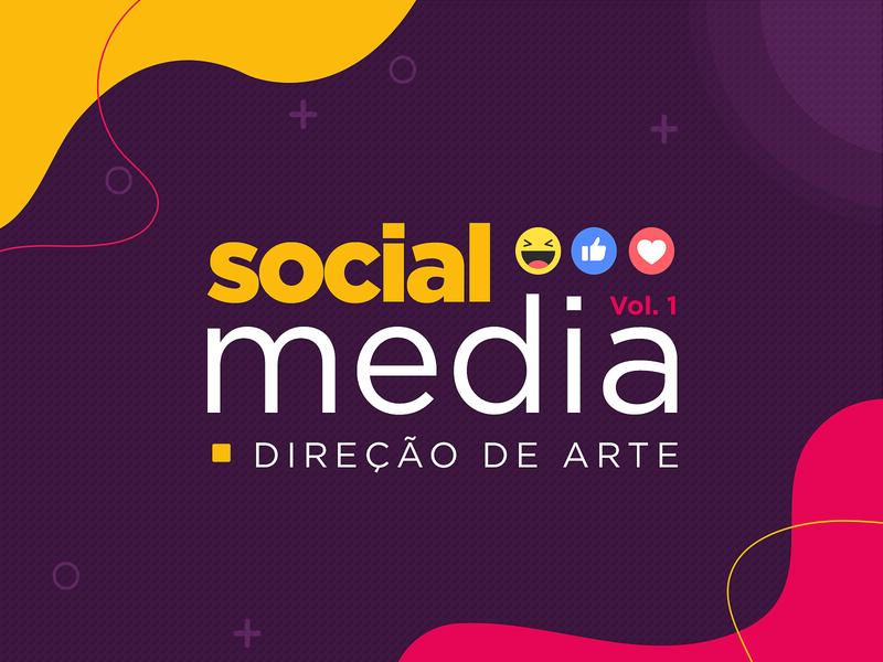 Social Media | Vol. 01 direction artistique brand logo hamburger fashion food pub bar restaurant social campaign design social media social