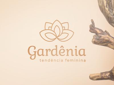 Gardênia Logo