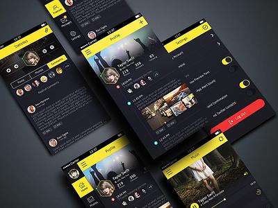 Dark App app dark
