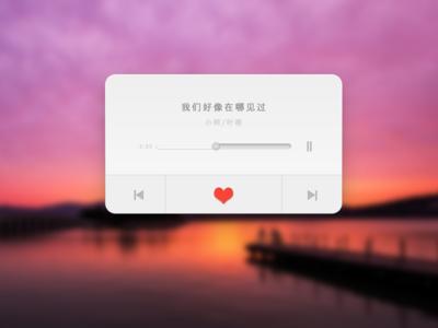 Music Player china douban player music