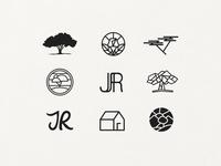 JR Logo Concepts