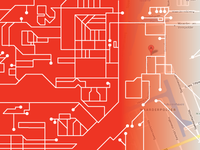 Google Maps to circuit board design.
