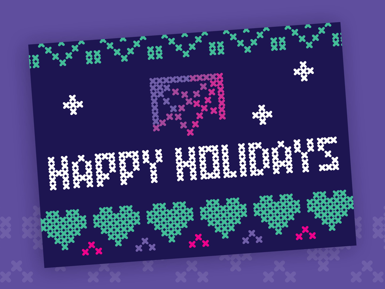 Mesosphere happy holidays 2018