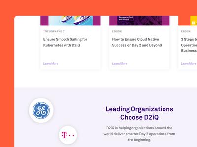 D2iQ homepage