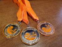 5K Race Medals