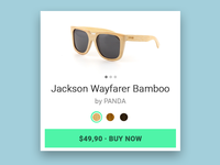 Daily UI - E-Commerce Shop (Single Item)