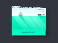 Sonos - Crowdfunding Campaign