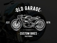 Old Garage - Custom Bikes