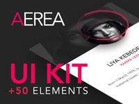 AEREA - FREE UI KIT