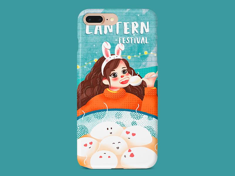 Lantern Festival design ui 插图