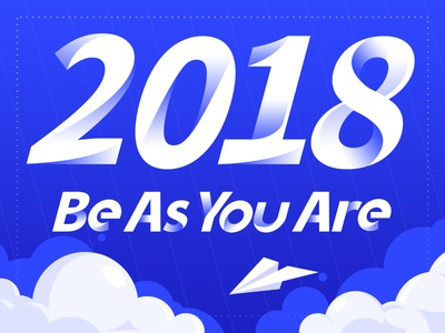 Be  As  You  Are 2018
