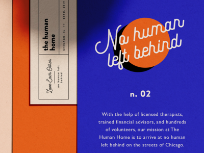Brand Identity: The Human Home (4)