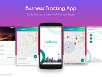 Main Business Tracking App