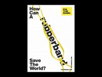 Spread The Word community open source graphic  design typography minimal design