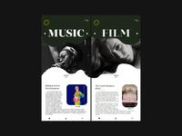 MUSIC & MOVIE NEWS