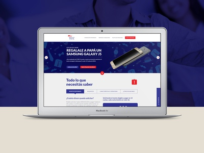 TCC Cooperativa - Online Loan Acquisition Site