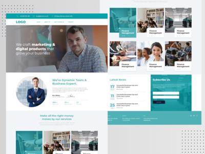 Finance Website Exploring