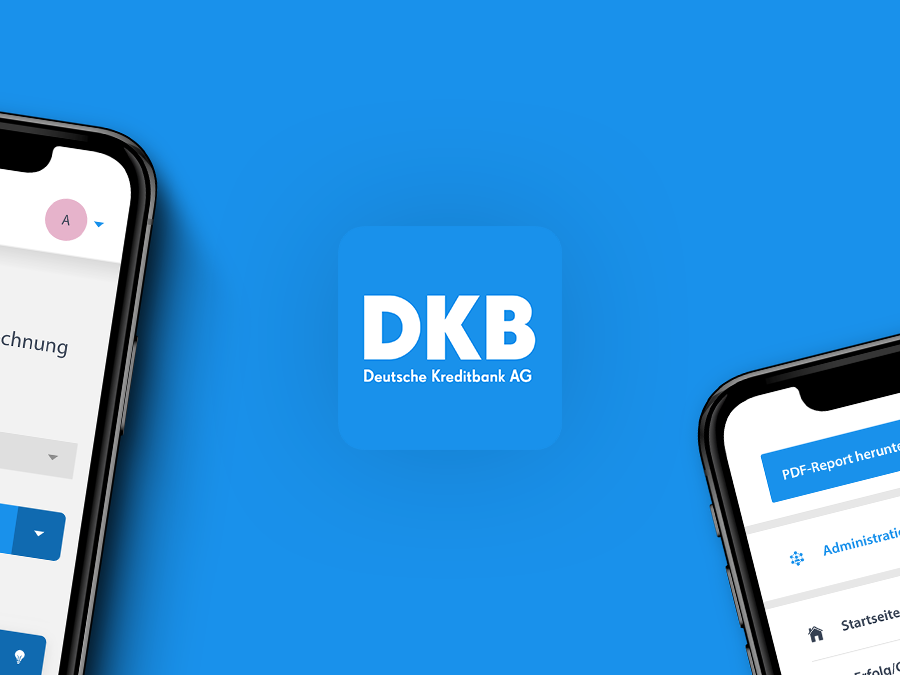 DKB - Betriebsvergleich bank dkb prototypeberlin pwa ux ui design app development app design berlin agency