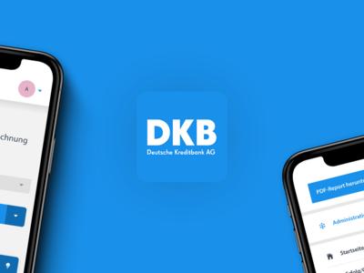 DKB - Betriebsvergleich bank dkb prototypeberlin pwa ux ui design app development app design berlin agency