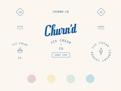 Churn'd Branding