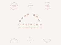 Dough Bro's Branding