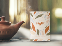 Organic Spiced Tea Branding