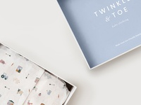Twinkle & Toe Clothing Packaging