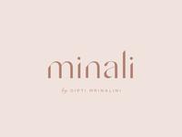 Minali Logo Design