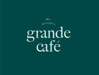 Mr. George's Grande Café Branding