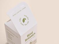 Bissi Botanics cbd skincare cream