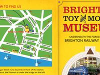 Brighton Toy Museum Leaflet