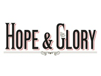 """Hope And Glory"" cover titles"