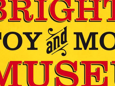 Brighton toy museum logo
