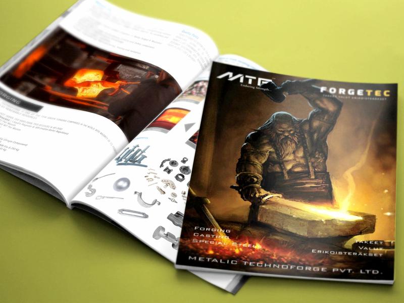 MTF Brochure Design logodesigner branding creative print illustration identity business mtf design graphic brochure design