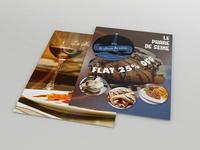 LE PHARE DE SEINE - Leaflet Design
