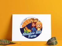Meadow Hill Farms Logo Preview
