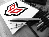 P + P Icon Design