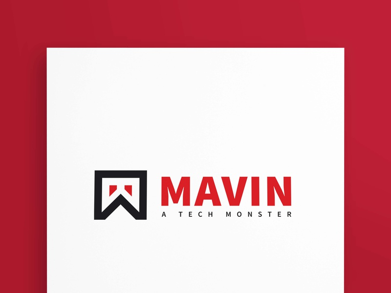Mavin design illustratore logos marketing branding logo design creativity vetore graphicsdesign logotype logo