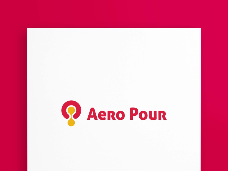 Aero Pour design graphicsdesign illustratore logos creative vectore bussiness marketing logotype logodesign